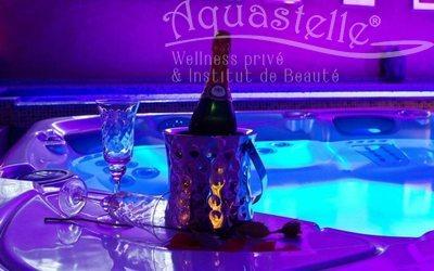 Aquastelle - Bleu d'aquastelle