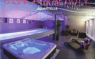 Aquastelle - Bleu d'aquastelle